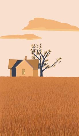 casa prateria