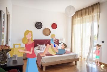 """Design for """"Aia De Mà"""", Holiday Houses"""