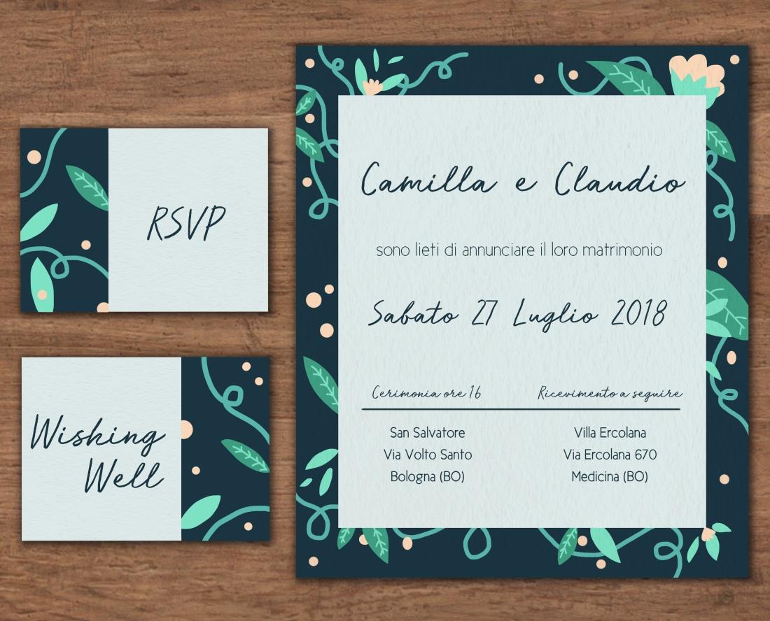 Camilla & Claudio